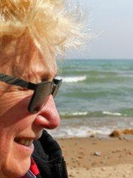 Elizabeth G Fagan @ Lake Michigan, lakemichigansleftcoast.com, Lake Michigans Left Coast