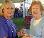 Elizabeth Fagan and Mary Fagan, Paramount Blues Festival, Grafton, WI