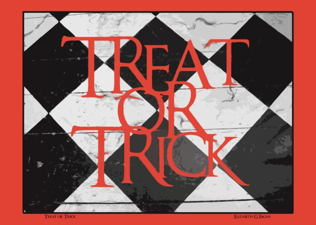 Treat or Trick © Elizabeth G Fagan, lakemichigansleftcoast.com, Lake Michigan's Left Coast