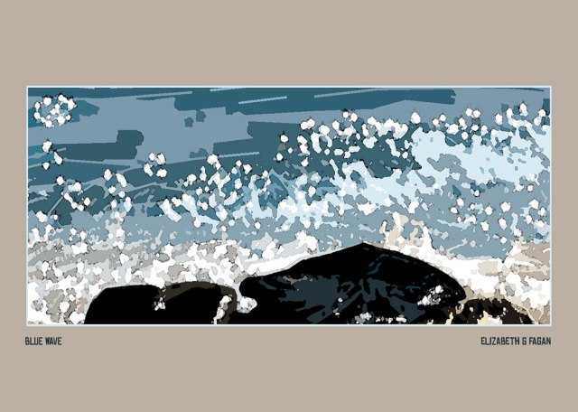 Blue Wave © Elizabeth G Fagan, lakemichigansleftcoast.com, Lake Michigan's Left Coast